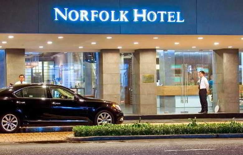 Norfolk Hotel - Hotel - 0
