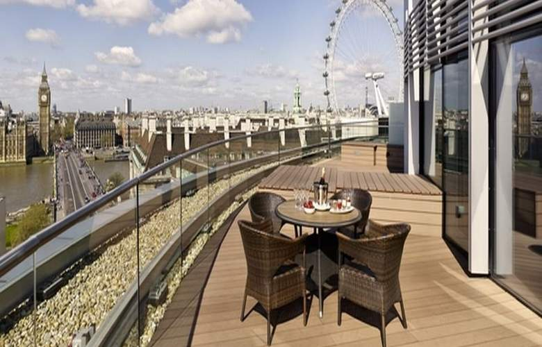 Park Plaza Westminster Bridge - Terrace - 8