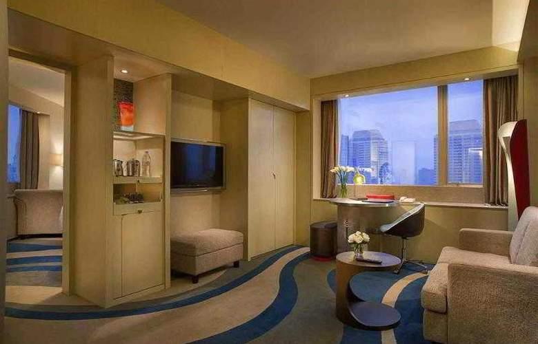 Sofitel Shanghai Hyland - Hotel - 19