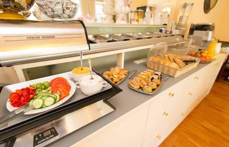 Klimt Hotel & Apartments - Restaurant - 33