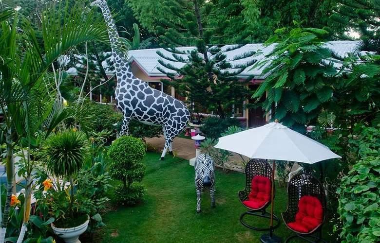 Deep Forest Garden Hotel - Hotel - 8