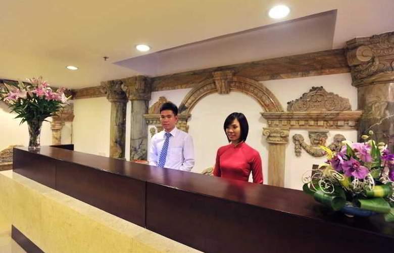 Hanoi Legacy Hotel Hang Bac - General - 0