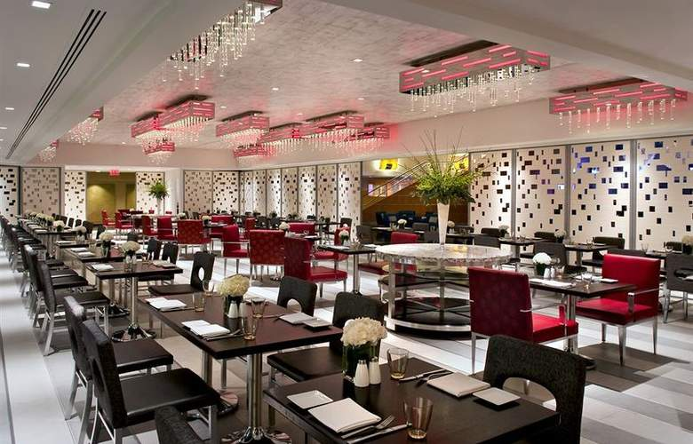 Marriott Marquis Times Square - Restaurant - 28