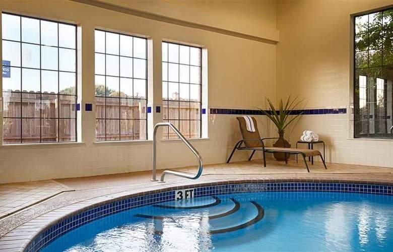 Best Westeren Plus Lonoke Hotel - Pool - 25
