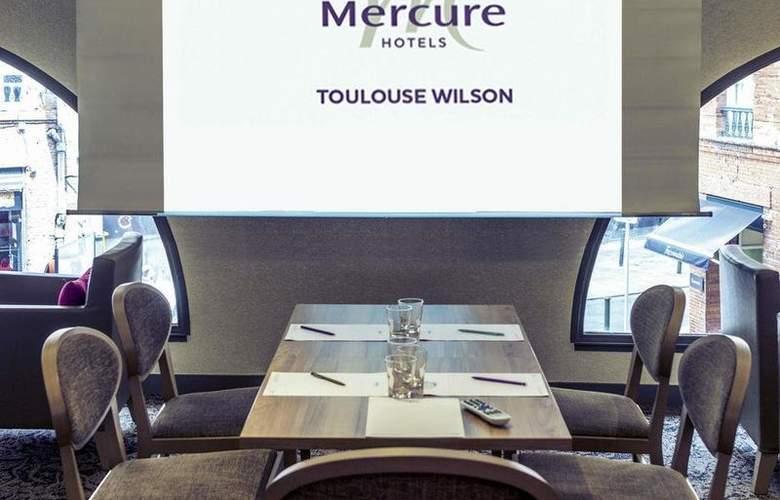 Mercure Toulouse Centre Wilson Capitole - Conference - 52