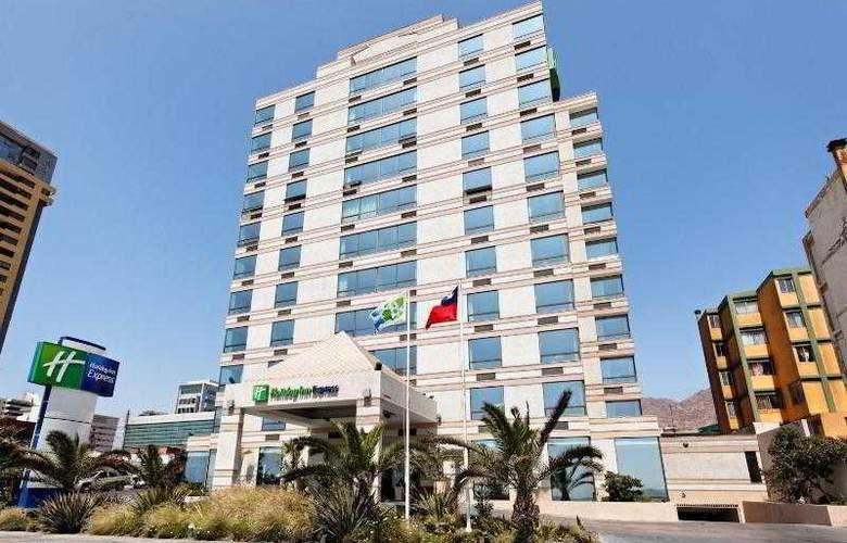 Holiday Inn Express Antofagasta - Hotel - 9