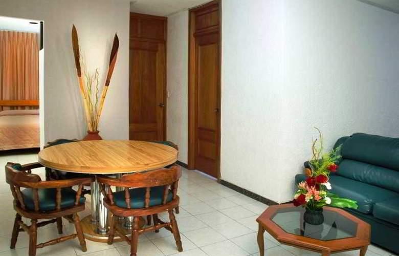 Hotel Suites Campestre - Room - 8