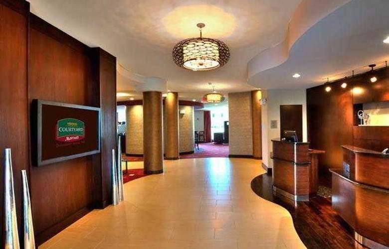 Courtyard Keene Downtown - Hotel - 10