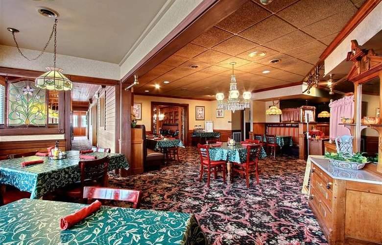 Best Western Greenfield Inn - Restaurant - 83