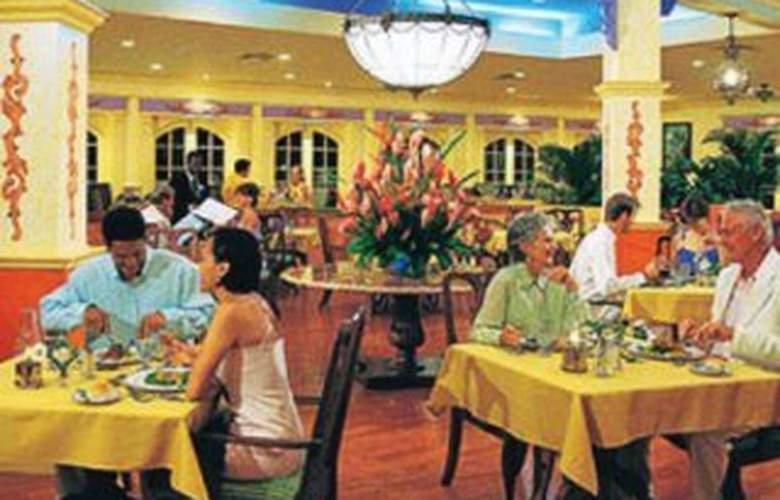 Sandals Royal Caribbean Resort &Offshore Island AI - Restaurant - 8