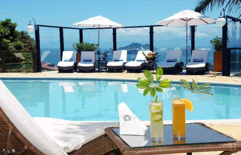 Costa Do Sol Boutique Hotel - Pool - 1