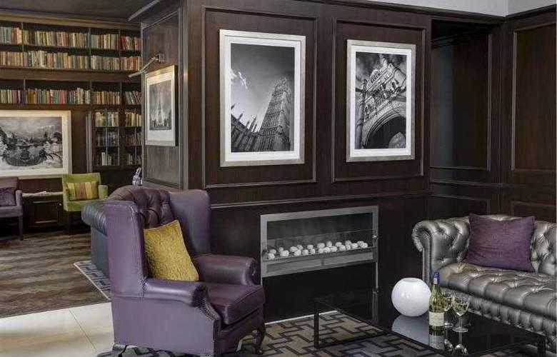Best Western Mornington Hotel London Hyde Park - Hotel - 37