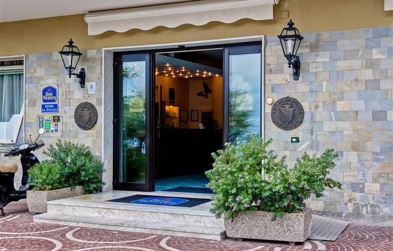 Best Western La Solara Sorrento - Hotel - 10
