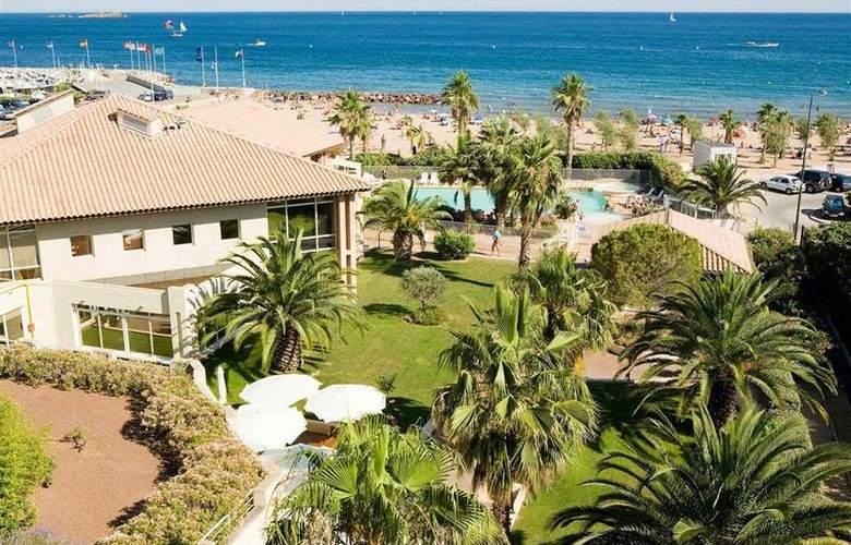 Mercure Thalassa Port Fréjus - Hotel - 57