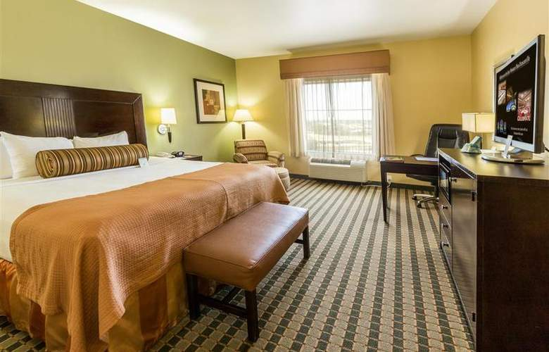 Best Western Plus Duncanville/Dallas - Room - 88