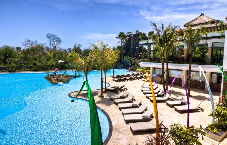 Swiss-Belhotel Segara - Pool - 3
