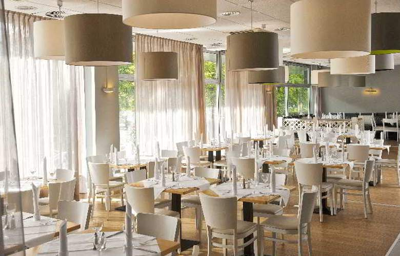 City Hotel Berlin East - Restaurant - 19