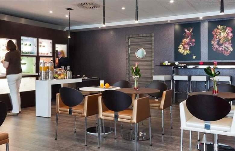 Novotel Suites Malaga Centro - Restaurant - 23