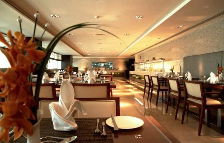 Aarons Hotel Sydney - Restaurant - 13