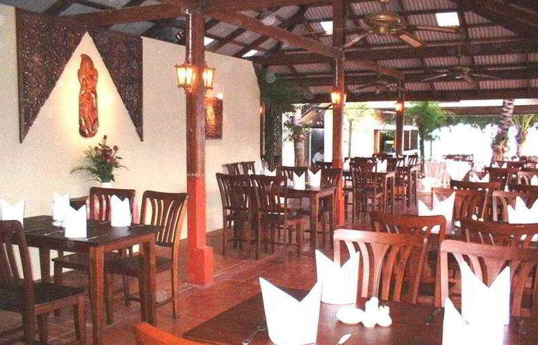Seascape Beach Resort - Restaurant - 10