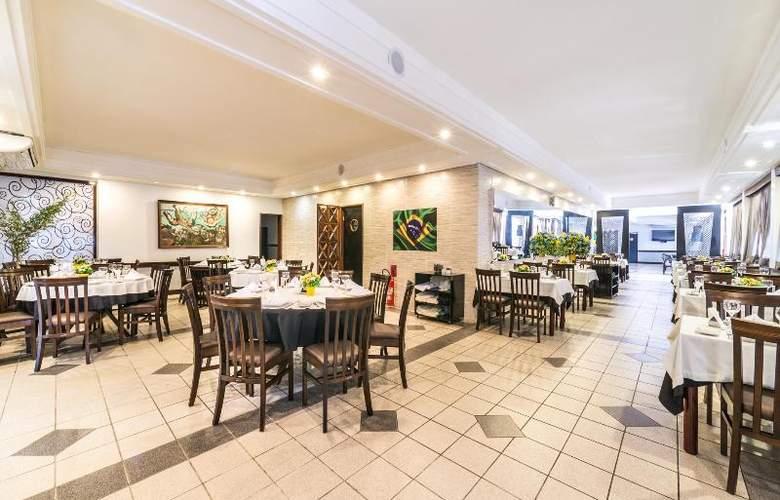 Recife Monte Hotel - Restaurant - 26