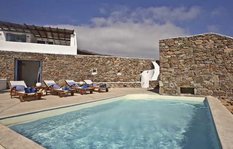 Mykonos Panormos Villas - Pool - 11