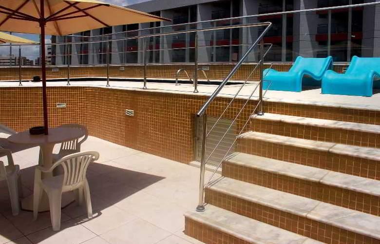 Tropico Praia Hotel - Pool - 16
