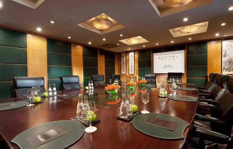 Sofitel Shanghai Hyland - Hotel - 24