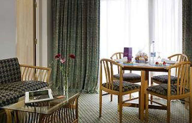 Mercure Ismailia Forsan Island - Room - 4