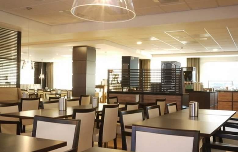 Holiday Inn Express Amsterdam-Sloterdijk Station - Restaurant - 10