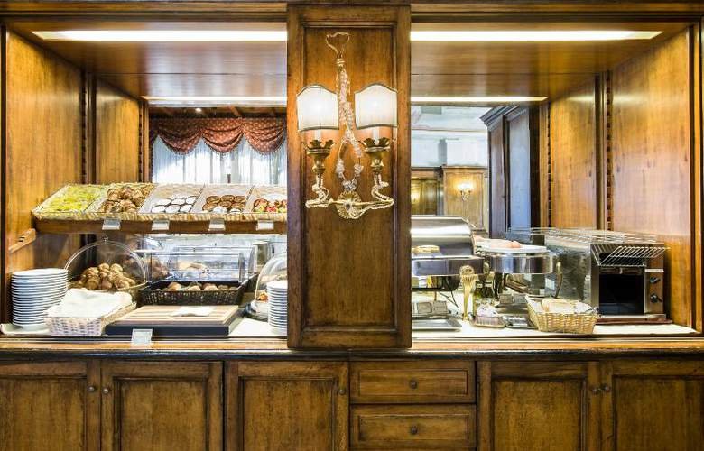 Adler Cavalieri - Restaurant - 27