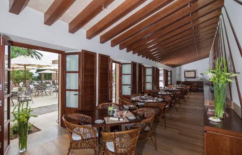 Castell Son Claret - Restaurant - 23