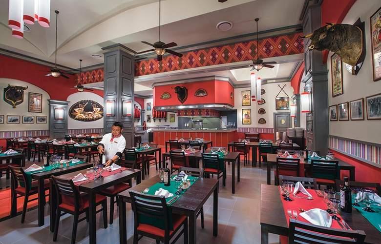 Riu Palace Las Americas  - Restaurant - 15