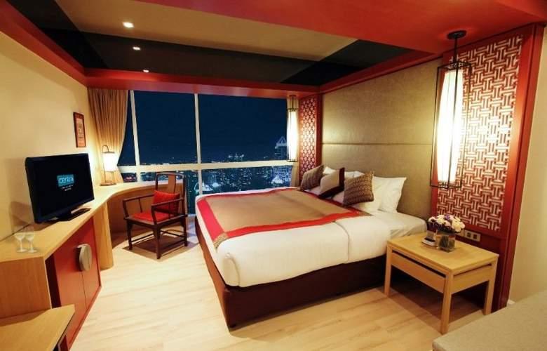 Prime Hotel Central Station Bangkok - Room - 14