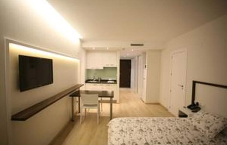 Apartotel Playa Oliva - Hotel - 1
