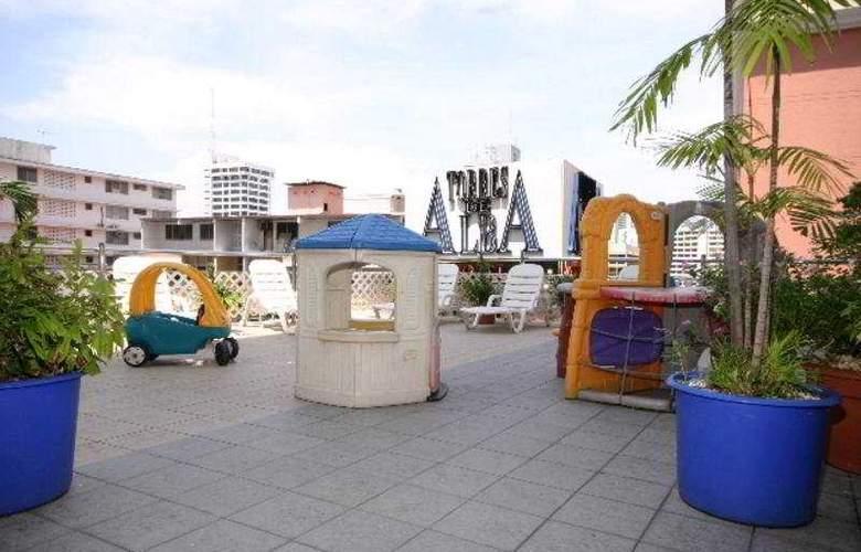 Torres de Alba Hotel & Suites - Terrace - 6