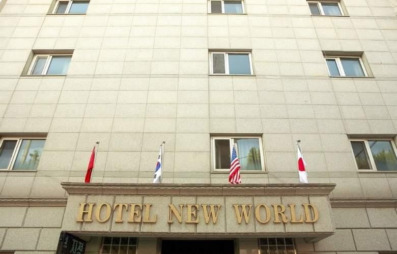 New World Hotel Itaewon - Hotel - 0