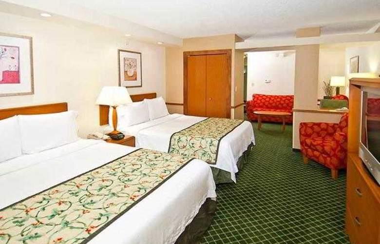 Fairfield Inn suites Edmond - Hotel - 2