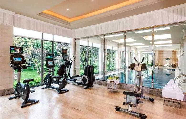 Sofitel Legend Peoples Grand Hotel Xian - Hotel - 57