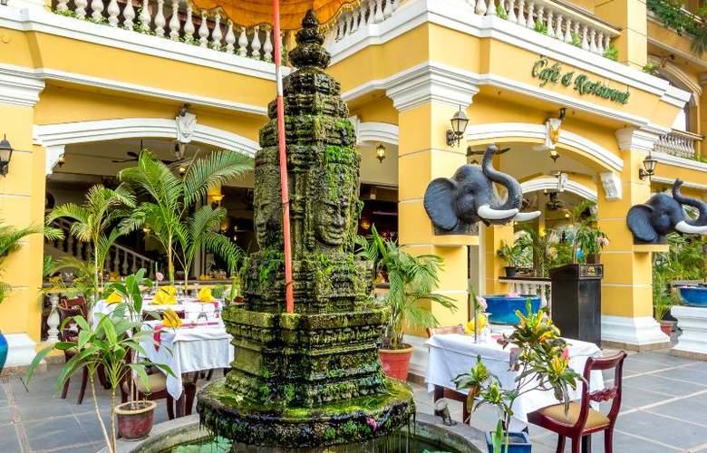 Terrasse Des Elephants - Restaurant - 32