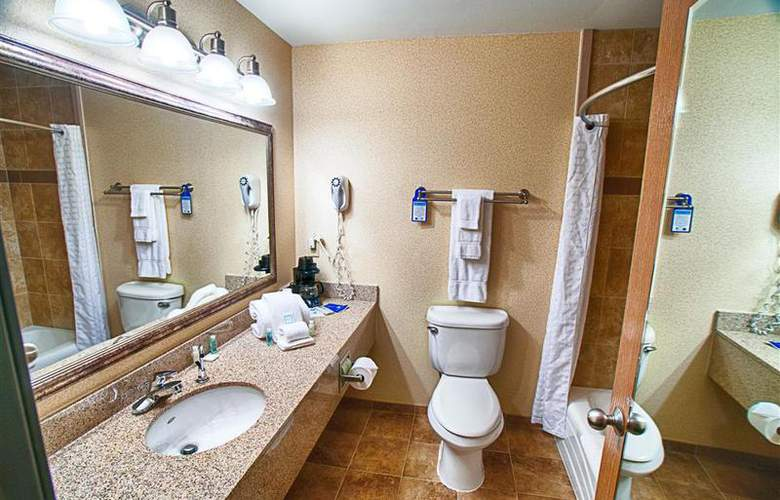 Best Western Plus North Canton Inn & Suites - Room - 49