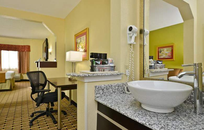 Best Western Knoxville - Room - 83