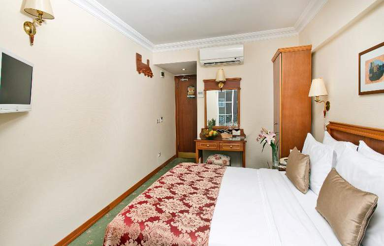 Orient Express Hotel - Sirkeci Group - Room - 16