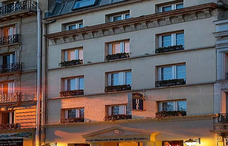 Saint Louis Bastille - Hotel - 53