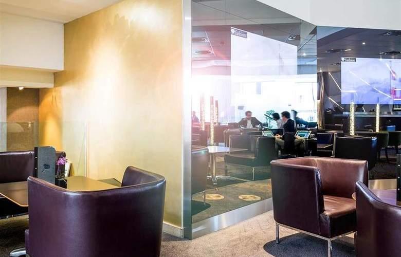 Novotel Paris Les Halles - Bar - 9