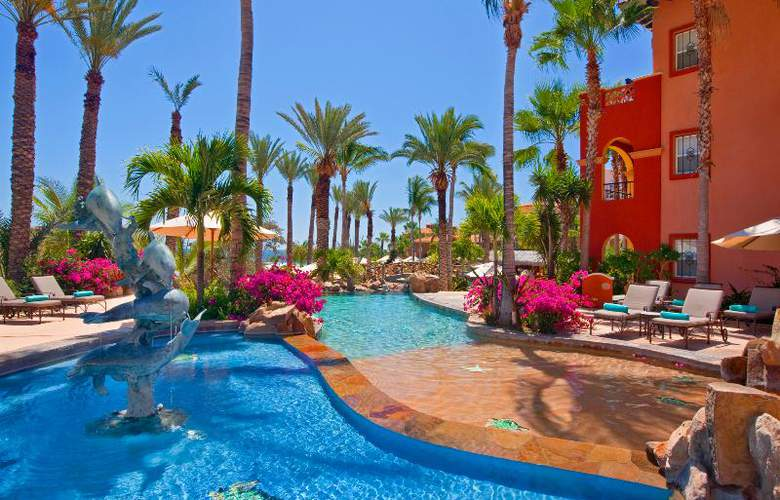 Sheraton Hacienda del Mar Golf & Spa Resort - Pool - 29