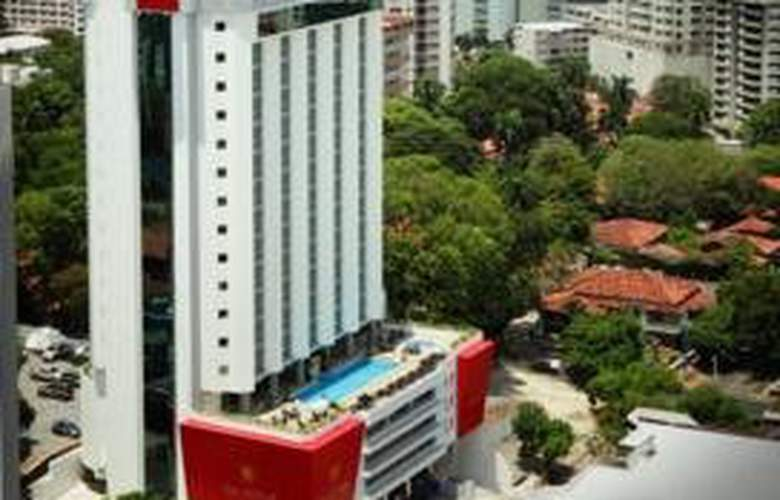 Marriott Executive Apartments Panama City, Finisterre - Hotel - 0