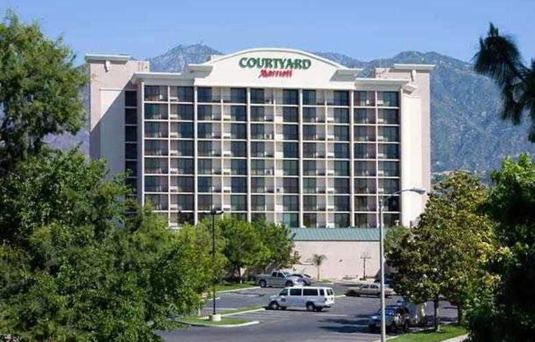 Courtyard Los Angeles Pasadena/Monrovia - Hotel - 27