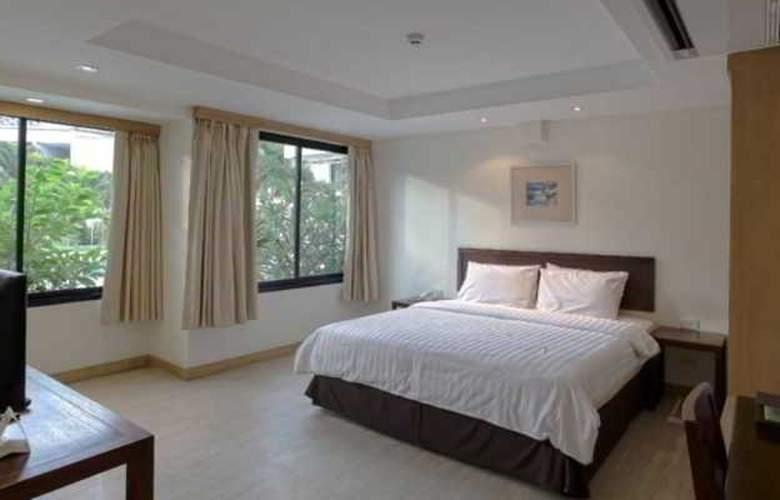 Tropicana Hotel Pattaya - Room - 5