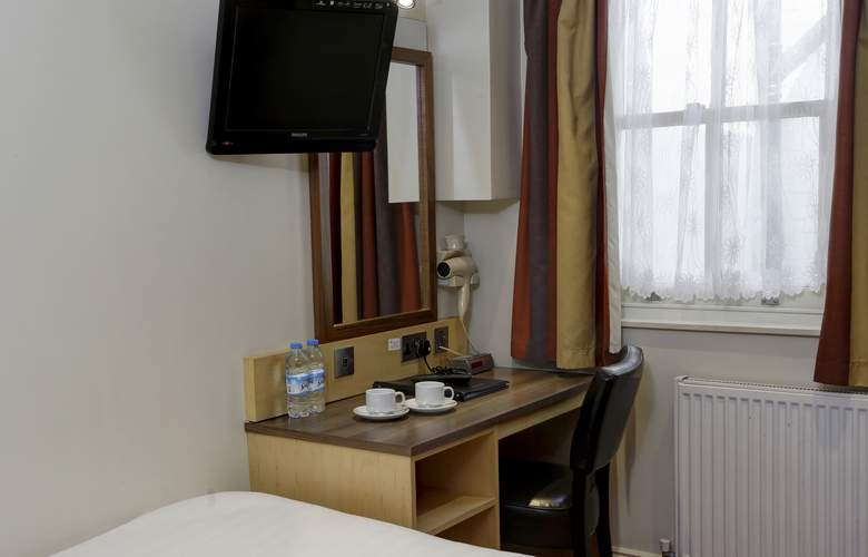 Best Western Victoria Palace - Room - 10